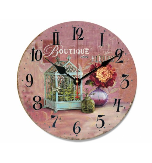 Wall Clock Quartz Wall Clock 12 inch