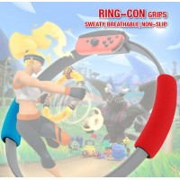 Switch Ring Fit Adventure Ringcon Yoga Fitness Ring + Leg Straps (No Game)