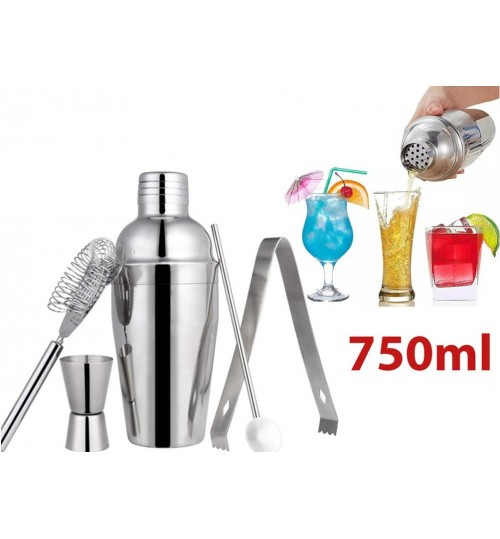Cocktail Shaker set 750ML