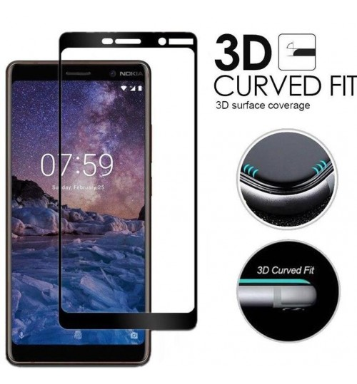 Nokia 9 PureView Full Screen Tempered Glass Screen Protector