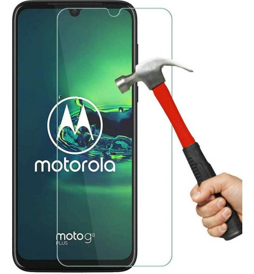 Moto G8 Power Lite Tempered Glass Screen Protector