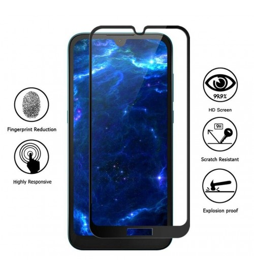 Nokia 1.3 Fully Covered 3D Tempered Glass Screen Protector