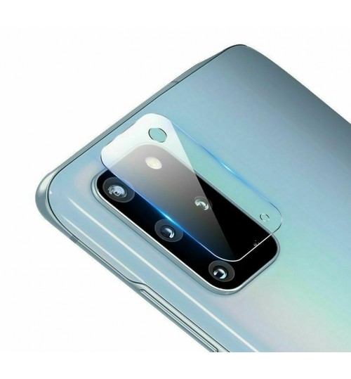 Samsung Galaxy S20 Plus camera lens protector tempered glass