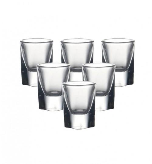 6X Shot Glass