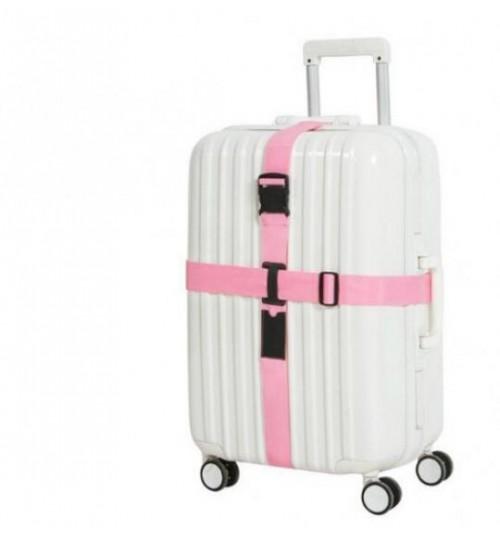Travel Luggage Suitcase Strap Belt Packing Strap