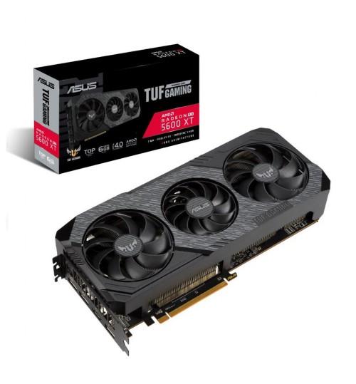 ASUS TUF 3-RX5600XT-T6G-EVO-GAMING TUF SERIES AMD RX5600 XT EVO 6GB GDDR6 HDMI DISPLAY PORT