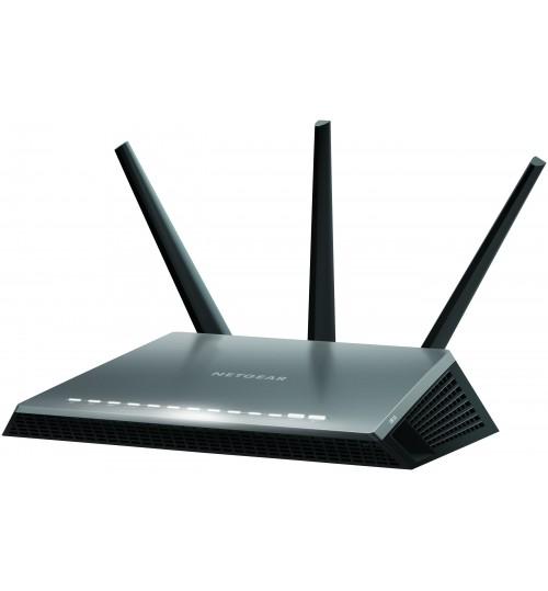 NETGEAR D7000 NIGHTHAWK AC1900 ADSL VDSL DUAL BAND GIGABIT SMART WIFI MODEM ROUTER