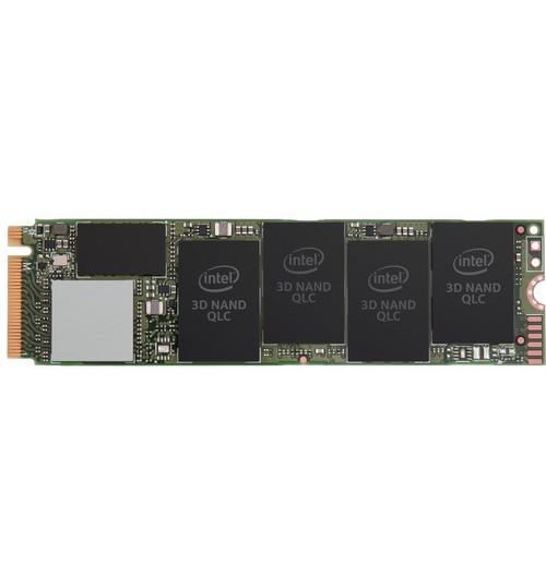INTEL SSD 665p Series 1TB  M.2 80mm PCIe 3.0 x4 3D3 QLC Retail Box Single Pack R/W 2000 / 1925 MB/s