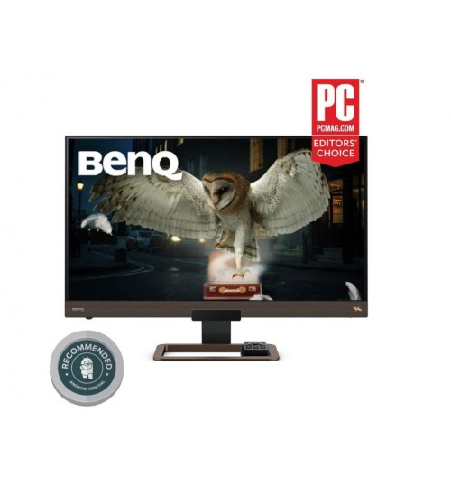 BenQ EW3280U 32-Inch 4K HDR IPS Entertainment Monitor with HDRi USB-C & HDMI connectivity and Eye Care tech