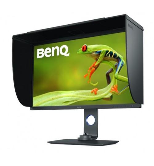 BenQ SW321C 32 16:9 4K HDR IPS 99% AdobeRGB 95% P3 100% sRGB USB Type-C Photographer Monitor
