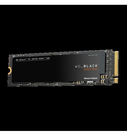 WD BLACK SN750 M.2 500GB NVME PCIE SSD R/W 3430MB/S/2600MB/S 5 YEARS WARRANTY