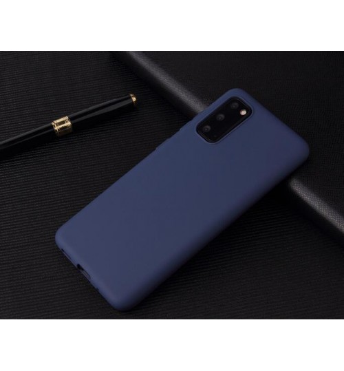 Galaxy S20 Plus Case slim fit TPU Soft Gel Case