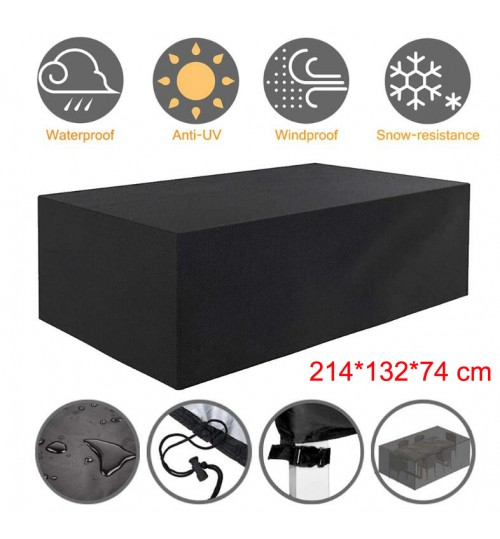Outdoor Furniture Cover 214 CM