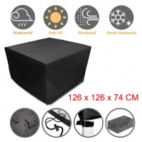 Outdoor Furniture Cover 126 CM