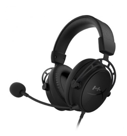 HYPERX CLOUD ALPHA S GAMING HEADSET-BLACKOUT