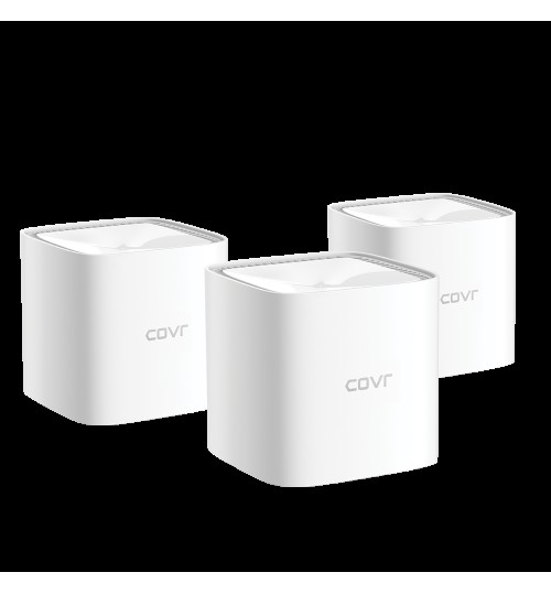 D-LINK COVR-1103 AC1200 DUAL BAND SEAMLESS WI-FI SYSTEM 3 PACK MESH
