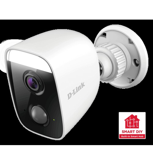D-LINK DCS-8630LH FULL HD OUTDOOR WI-FI SPOTLIGHT CAMERA