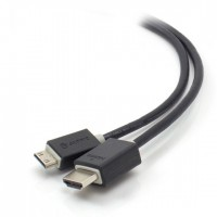 ALOGIC 2M PRO SERIES HIGH SPEED MINI HDMI TO HDMI WITH ETHERNET CABLE VER 2.0 MALE TO MALE