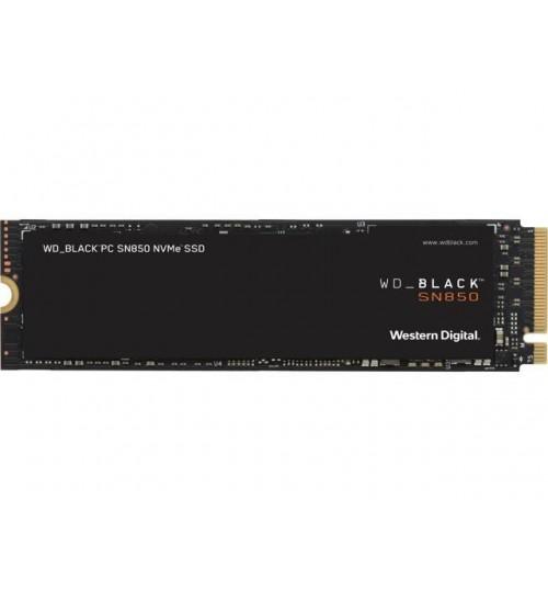 WD BLACK SN850 1TB NVMe PCIE 4.0 x4  SSD R/W 7000/5300 MB/s
