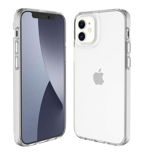 iPhone 12 Case Clear Gel Soft Case