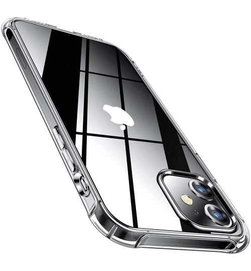 iPhone 12 mini Case Clear Gel Soft Case