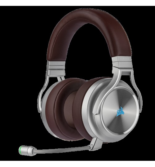 CORSAIR VIRTUOSO SE RGB WIRELESS HIGH-FIDELITY GAMING HEADSET - ESPRESSO