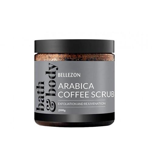 Bellezon Natural Arabica Coffee Scrub
