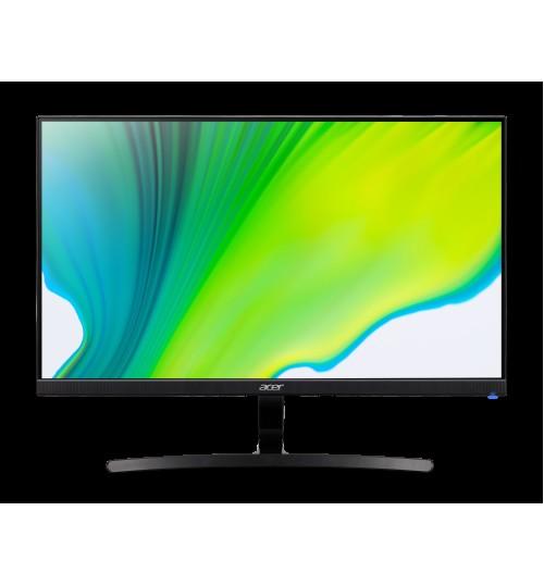 ACER MONITOR 27 1920X1080 VA PANEL 1MS 75HZ 16:9 1000:1 HDMI VGA 250NITS 16.7MIL 6BIT+HI-FRC/72%NTSC 3YRS WARR