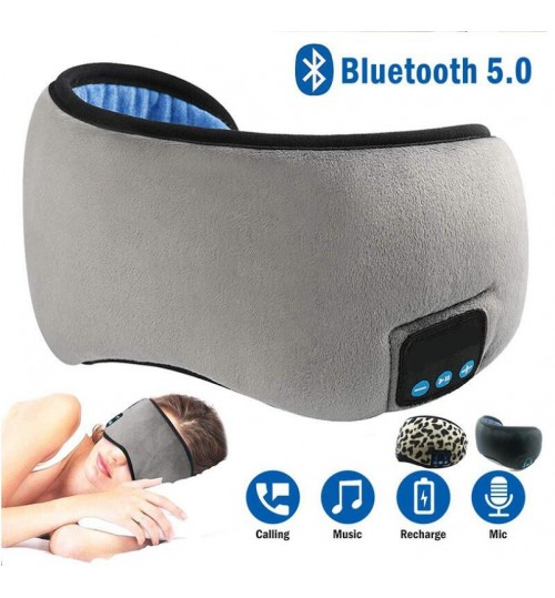 Eyemask Bluetooth Built In Speaker