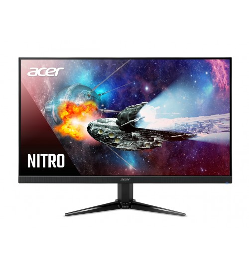 ACER MONITOR QG271 27 VA 1920x1080 16:9 75HZ 1MS(VRB) 1000:1 300NITS 16.7MIL VGA HDMIx2 FLICKERLESS BL LIGHT FILTER 3YR WAR