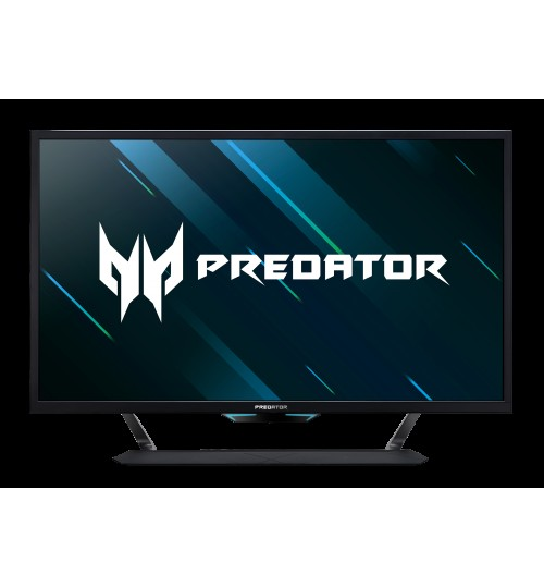 ACER PREDATOR MONITOR 42.5 3440X2160 VA PANEL 1MS 120HZ 4000:1 750NITS 1.07B 8BITS+FRC/90% DCI-P3 SPEAKERS DP USB-C 3YRS WARR