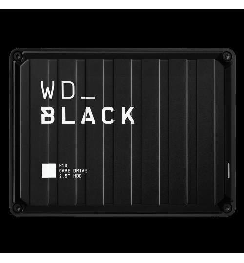 WD_BLACK P10 GAME DRIVE 2TB BLACK WORLDWIDE