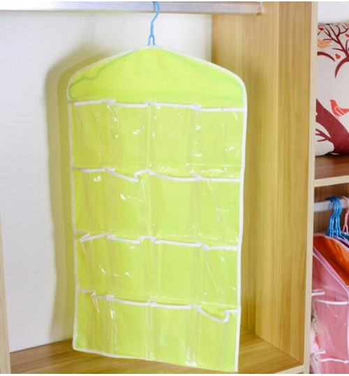 16 Pocket household hanging bag Storage Organizer