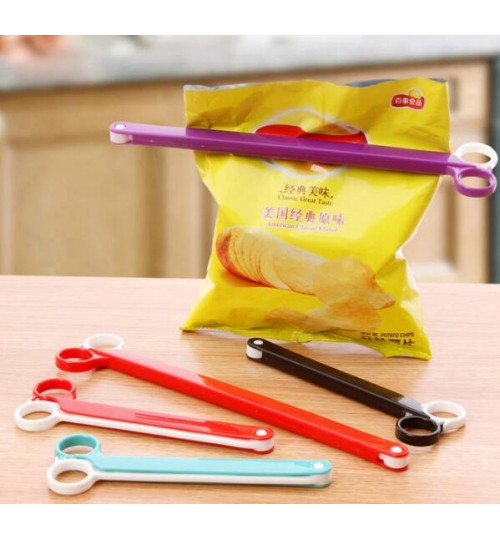 Food Sealing Clip Snacks Storage Bags Sealer Paking Clamp Keep Fresh