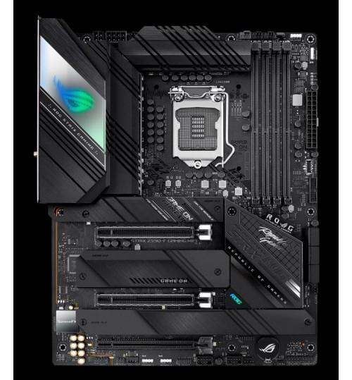 ASUS ROG STRIX Z590-F GAMING WIFI (LGA1200) ATX 4DDR4 PCI-E 4.0 M.2  USB3.2 HDMI/DISPLAY PORT