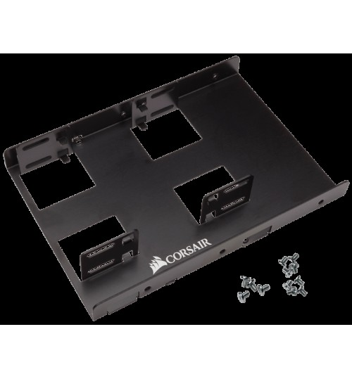 CORSAIR CSSD-BRKT2 2.5 TO 3.5 DUAL SSD MOUNTING BRACKET