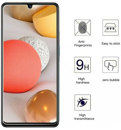 Samsung Galaxy A42 Tempered Glass Screen Protector