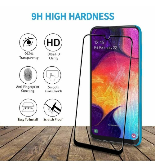 Samsung Galaxy A42 Tempered Glass FULL Screen Protector