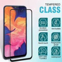 Samsung Galaxy A12 Tempered Glass FULL Screen Protector
