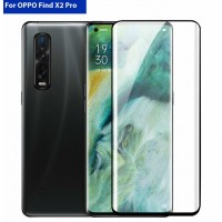 Oppo Find X2 Pro Tempered Glass Screen Protector Full Screen