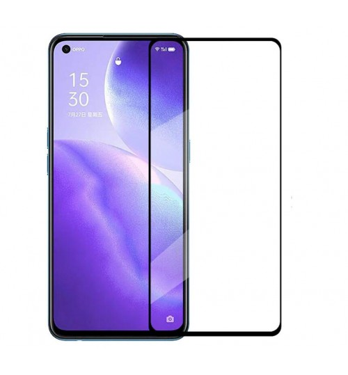 Oppo Find X3 Lite Tempered Glass Screen Protector Full Screen