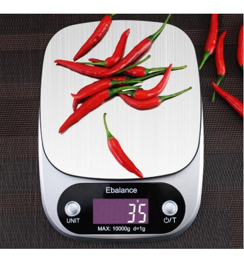 Kitchen Scales 10kg LED