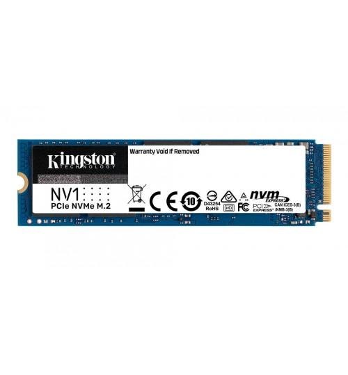 KINGSTON NV1 500GB NVMe PCIe SSD R/W 2100 /1700 MB/s