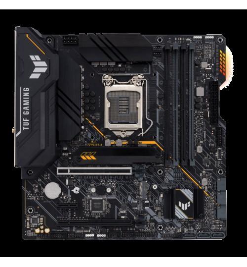 TUF GAMING B560M-PLUS WIFI (LGA 1200) mATX PCI-E 4.0 2xM.2 SLOTS HDMI USB3.2 TYPE-C