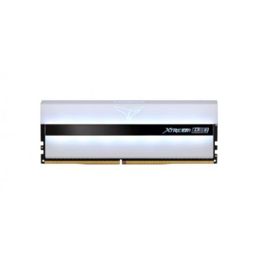 TEAM T-FORCE XTREEM ARGB 16GB (2 x 8GB) DDR4 4000 GAMING MEMORY (Dual Channel ARGB module)18-22-22-42