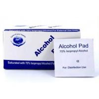 Alcohol Pad 100PCS Skin Swabs Wipes Alcohol Pad