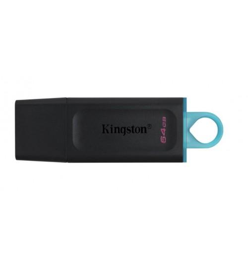 KINGSTON DATA TRAVELER EXODIA- DTX 64GB USB 3.2 FLASH DRIVE