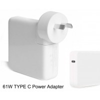 61W USB-C Power Adapter MacBook Pro Charger