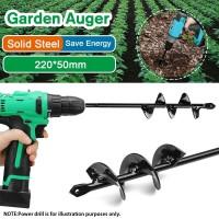 Garden Auger Post Hole Digger