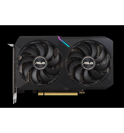 ASUS DUAL-RTX3060-O12G-V2 LHR 12GB GDDR6 PCI-E.0 192-BIT 1xHDMI 3xDP